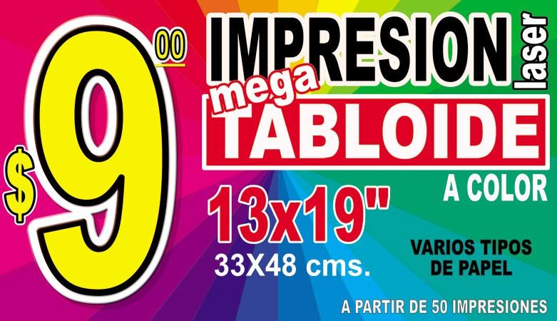 Impresion Digital 13x19