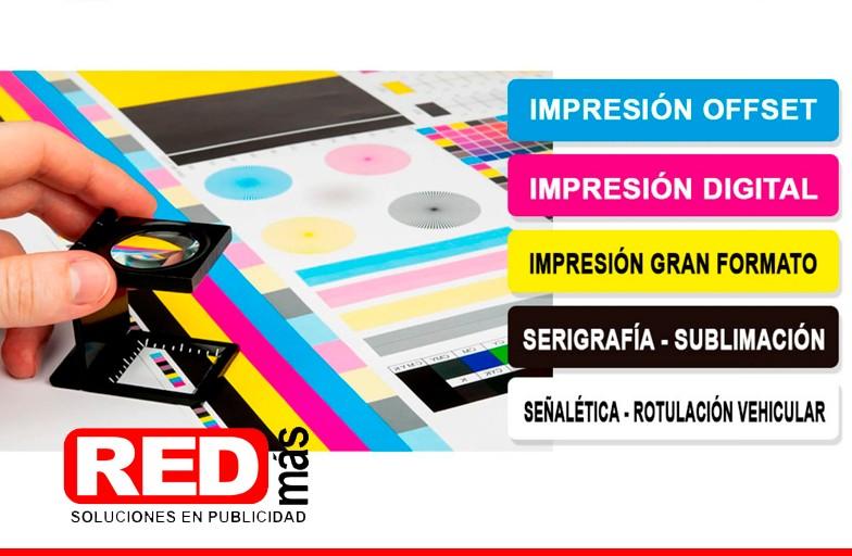 Red Mas Impresos